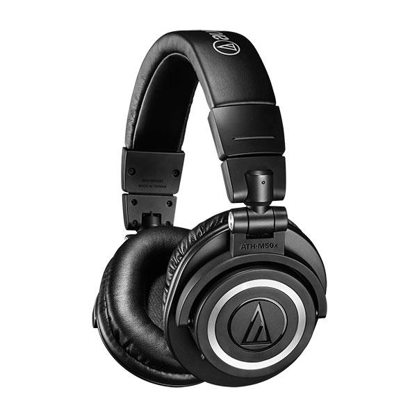 auriculares audio technica ath m50x - Home Studio. Recomendamos 5 auriculares de estudio