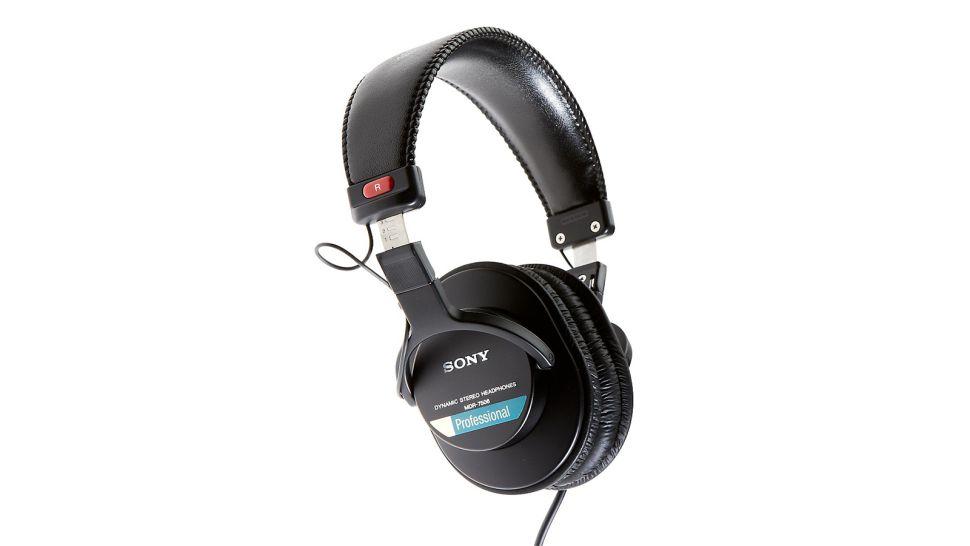 auriculares de estudioSony MDR - Home Studio. Recomendamos 5 auriculares de estudio