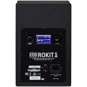 krk rokit rp5 g4 300x300 - Home Studio. 5 monitores buenos, bonitos y baratos