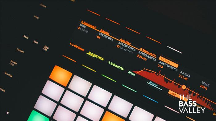 thebassvalley blog controladores - Home Studio. 3 Tipos de controladores para tu DAW