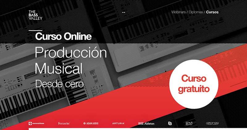curso produccion musical r - Curso Producción Musical
