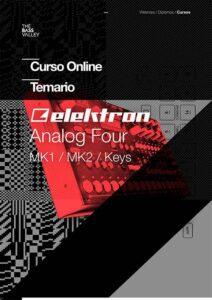 tbv curso elektron four mkII mk1 keys 1 212x300 - Curso Elektron Analog Four MKII / MK1 / Keys