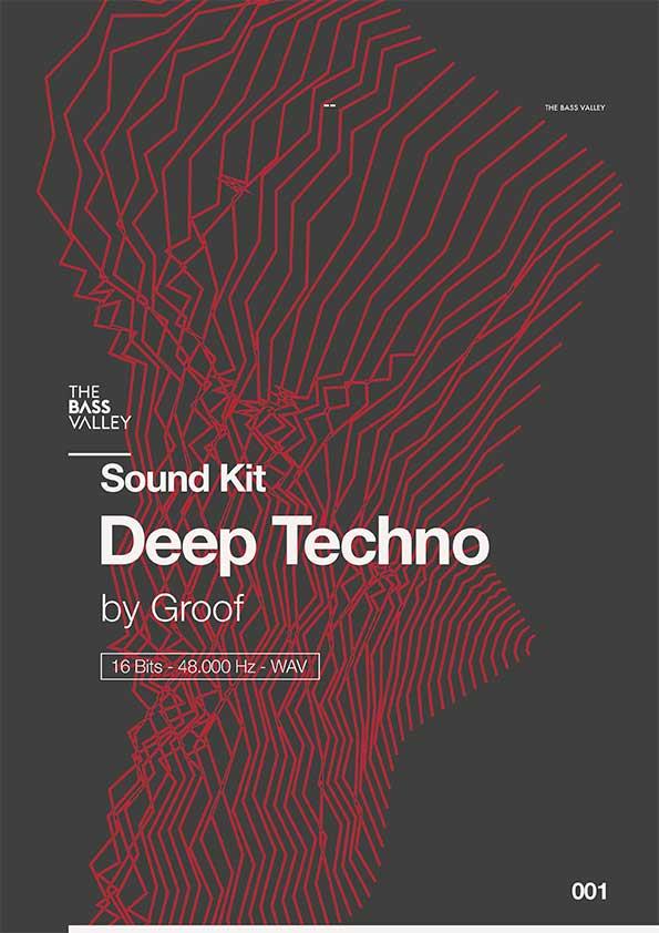 Portada PDF sonido: Deep Techno